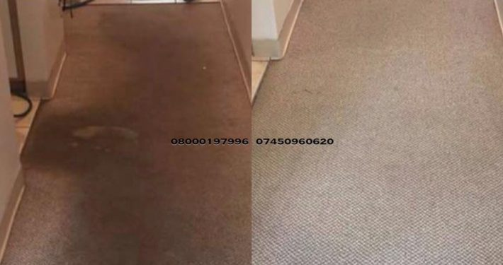 carpet cleaner stow