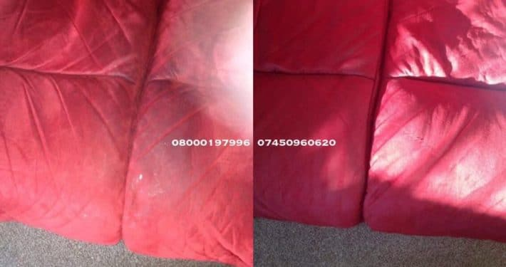 upholstery clean melrose