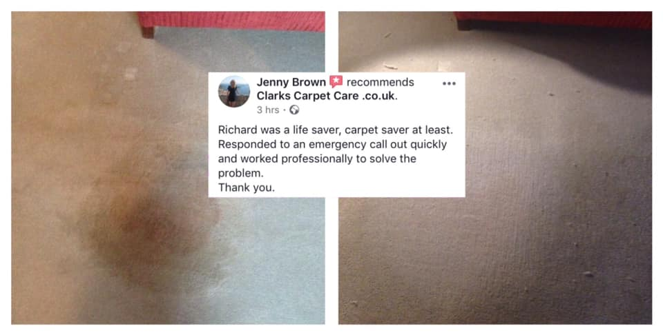 Carpet Cleaning Edinburgh Emergency Call Out