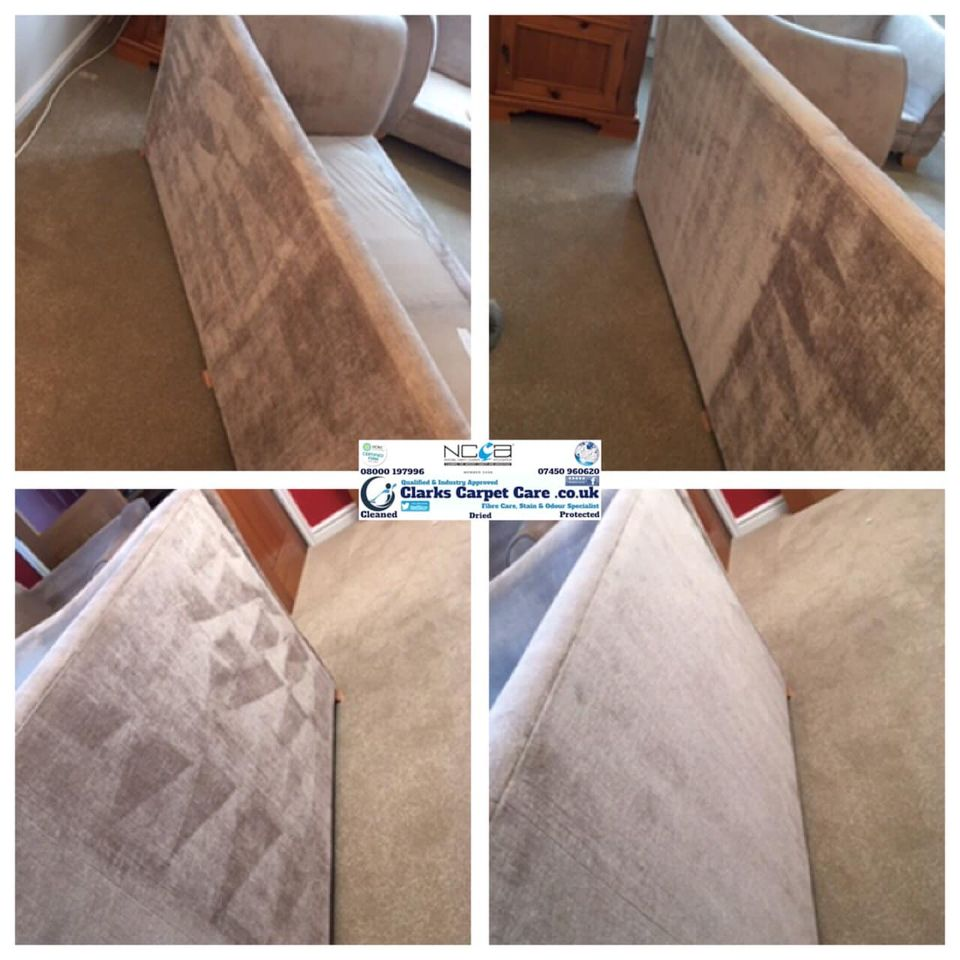 Upholstery Cleaning Edinburgh