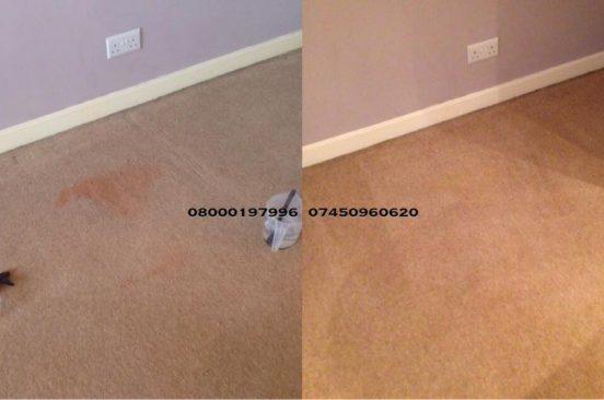 stain removal carpet cleaner edinburgh
