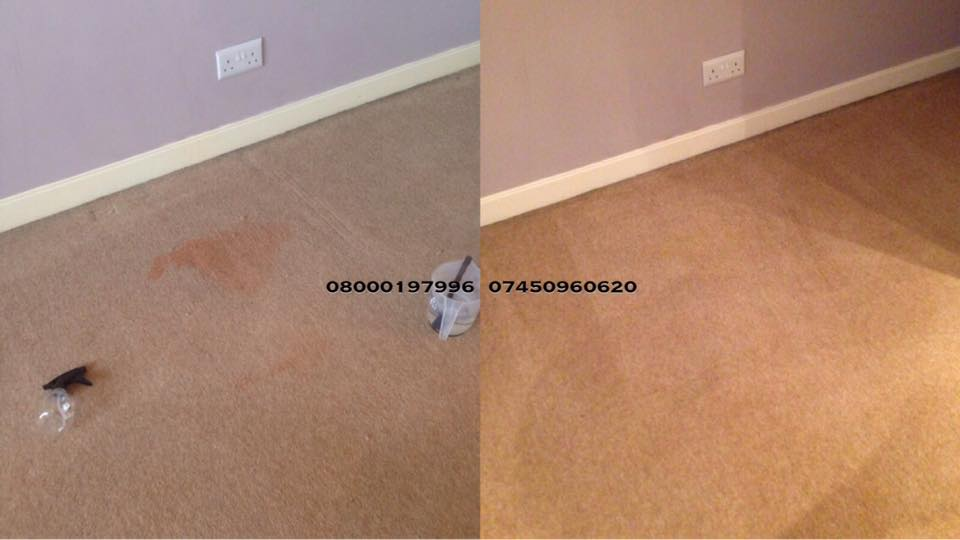 Stain Removal & Carpet Cleaning Edinburgh